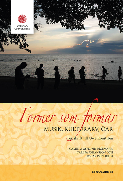 Presentation of Former som formar, a Festschrift to Owe Ronström