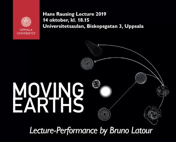 The Hans Rausing Lecture 2019 – Bruno Latour