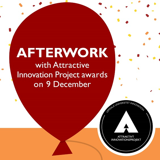 Afterwork med årets attraktiva innovationsprojekt