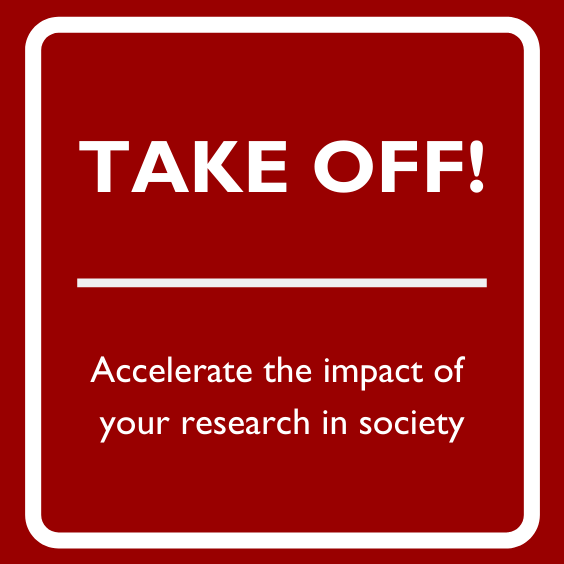 Take Off: How to create impact in society
