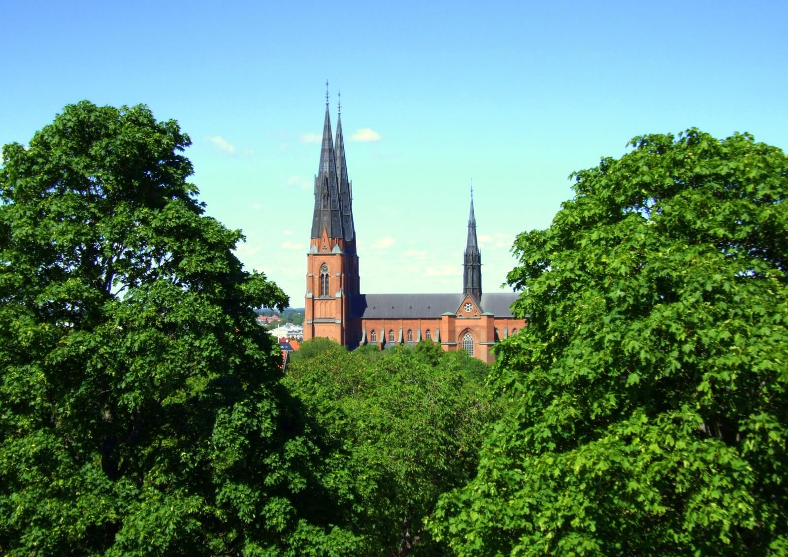 Virtuell Uppsalalunch med Uppsala universitet i fokus