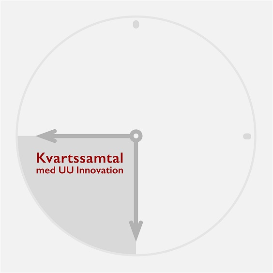 Kvartssamtal med UU Innovation på Zoom: Universitetens roll i samhället